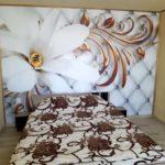 φωτοταπετσαρια τοιχου κρινο 10306
