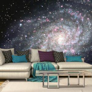 φωτοταπετσαρια τοιχου διαστημα MS0189