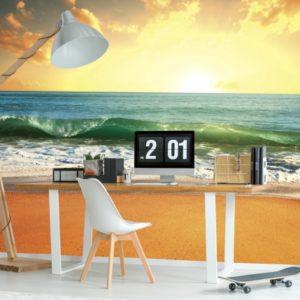 φωτοταπετσαρια τοιχου θαλασσα MS0209